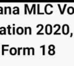 Ceo-Telangana Mlc Voter Registration 2021|Online Application