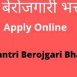 pradhan mantri berojgari bhatta yojana 2021|Apply Online